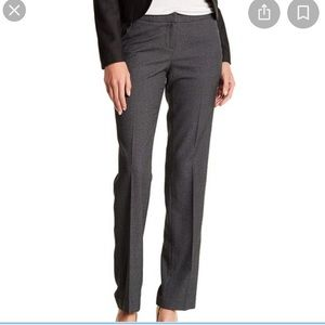 Amanda & Chelsea Gray Dress Trouser Pants NWOT